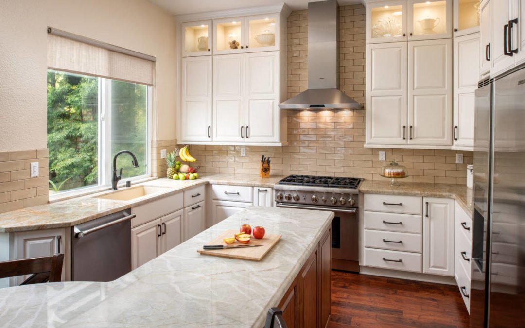 Top 5 Reasons to Update Countertops When Redoing Cabinets